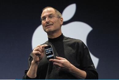 """苹果十年""""中国结"""""""
